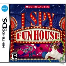 DS игра I Spy Fun House Б/У - інтернет магазин Retromagaz