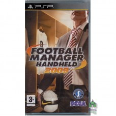 Football Manager Handheld 2009 PSP Б/У - интернет магазин Retromagaz