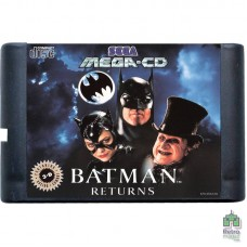Batman Returns Sega Mega Drive | Новодел