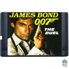 James Bond 007 The Duel Sega Mega Drive | Новодел | Б/У