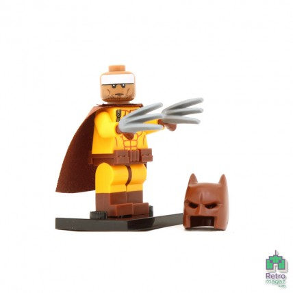 Minifigures Series 1 - Lego Series Batman 16  Фигурка Catman Кэтмен 1 Оригинал Б\У О