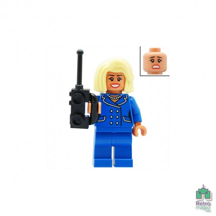 Из наборов - Lego Фигурка Mayor McCaskill Мэр МакКаскилл 70904 1 Оригинал Б\У О
