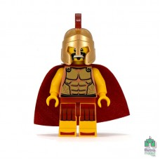 Lego Фигурка Series 2 Spartan Warrior Спартанский воин 2 Оригинал Б\У О - интернет магазин Retromagaz