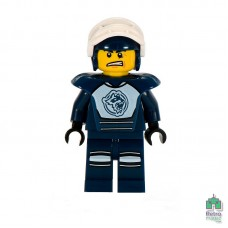 Lego Фигурка Series 4 Hockey Player Хоккеист 2 Оригинал Б\У Х - интернет магазин Retromagaz