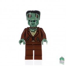 Lego Фигурка Series 4 Monster Монстр 1 Оригинал Б\У Х - интернет магазин Retromagaz
