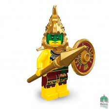 Lego Фигурка Series 7 Aztec Warrior Воин Ацтеков 1 Оригинал Б\У О - интернет магазин Retromagaz