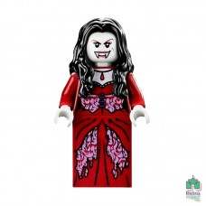 Lego Фигурка  Lord Vampyre's Bride Невеста лорда вампира 10228 1 Оригинал Б\У О - интернет магазин Retromagaz