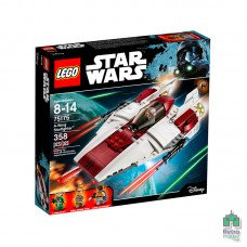 LEGO Star Wars A-wing Старфайтер 75175 - интернет магазин Retromagaz