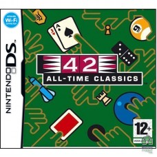 Картридж 42 All Time Classics Nintendo DS | Б/У