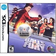 Картридж Balls of Fury Nintendo DS | Без коробки Б/У