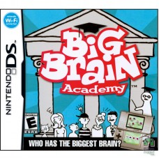 Картридж Big Brain Academy Nintendo DS | Без коробки Б/У