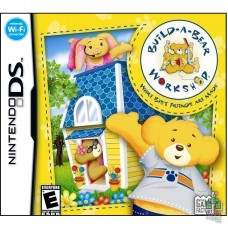 Картридж Build-A-Bear Workshop Nintendo DS | Без коробки Б/У