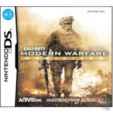 Картридж Call of Duty Modern Warfare Mobilized Nintendo DS | Б/У