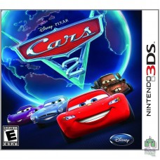 Картридж Cars 2 Nintendo 3DS | (PAL) (Без коробки) Б/У - интернет магазин Retromagaz
