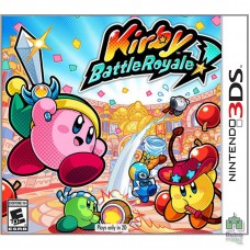 Kirby Battle Royale ENG 3DS - интернет магазин Retromagaz