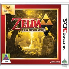 Legend of Zelda A Link Between Worlds (Europe) | Оригинал 3DS - интернет магазин Retromagaz