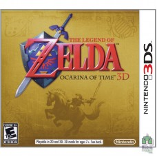 Legend of Zelda Ocarina of Time 3D (Europe) | Оригинал 3DS - интернет магазин Retromagaz