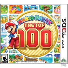 Mario Party Top 100 Nintendo 3DS - интернет магазин Retromagaz