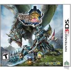 Monster Hunter 3 Ultimate (Europe) | Оригинал 3DS Б/У - интернет магазин Retromagaz