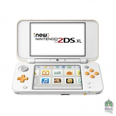 New Nintendo 2DS XL White + Orange (PAL) Новая