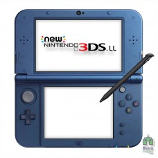 New Nintendo 3DS XL Metallic Blue  - интернет магазин Retromagaz