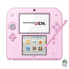Nintendo 2DS Pink White (PAL) | Коробка Б/У