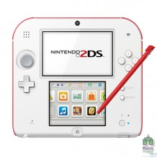 Nintendo 2DS Red White (PAL) | Ккоробка Б/У