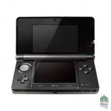 3DS Black Grey Оригинал Б/У