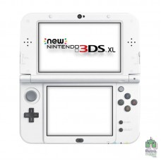 New Nintendo 3DS XL Pink White Новая - интернет магазин Retromagaz