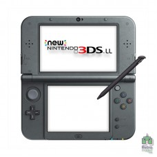 New Nintendo 3DS XL Metallic Black (PAL) Новая