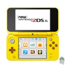 New Nintendo 2DS XL Pikachu Edition Оригинал