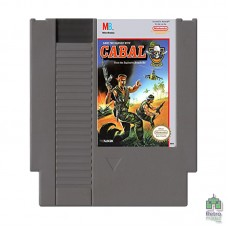 Cabal NES NTSC Оригинал Б/У