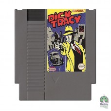 Dick Tracy (USA) NES Оригинал Б/У