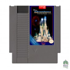 Disney's Adventures in the Magic Kingdom NES NTSC (Коробка) Оригинал Б/У
