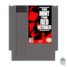 Hunt for Red October NES PAL Оригинал Б/У - интернет магазин Retromagaz