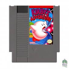 Kirby's Adventure (USA) NES Оригинал Б/У