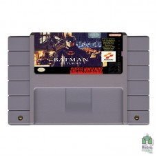 Batman Returns (Europe) SNES PAL Оригинал Б/У - интернет магазин Retromagaz
