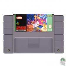 Disney's Aladdin (Europe) SNES PAL Оригинал Б/У