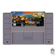 Donkey Kong Country 3 Dixie Kong's Double Trouble (Europe) SNES Оригинал Б/У