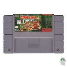 Donkey Kong Country SNES PAL Копия Б/У