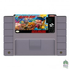 Legend of the Mystical Ninja (Europe) SNES Оригинал Б/У - интернет магазин Retromagaz