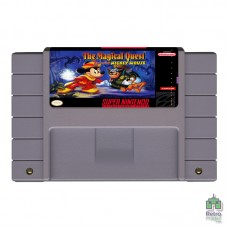 Magical Quest Starring Mickey Mouse (Europe) SNES Оригинал Б/У
