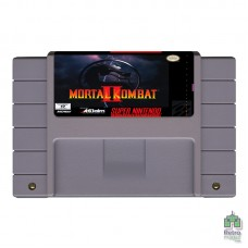 Mortal Kombat 2 (Europe) SNES Копия Б/У