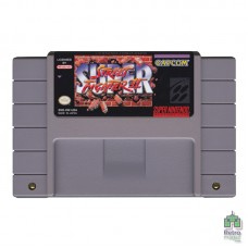 Street Fighter 2 SNES PAL Оригинал Б/У - интернет магазин Retromagaz