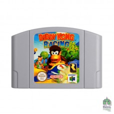 Diddy Kong Racing N64 (Europe) Оригинал Б/У - интернет магазин Retromagaz