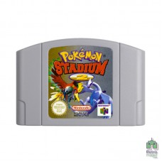 Pokemon Stadium 2 N64 (USA) Оригинал Б/У - интернет магазин Retromagaz
