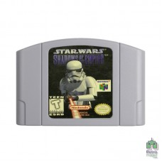 Star Wars Shadows of the Empire N64 Оригинал Б/У - интернет магазин Retromagaz