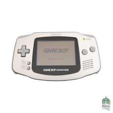 Game Boy Advance Срібний | Silver Б/У - інтернет магазин Retromagaz
