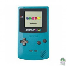 Game Boy Color Бирюзовый | Turquoise | Б/У