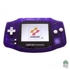 Game Boy Advance Clear Purple Б/У - інтернет магазин Retromagaz